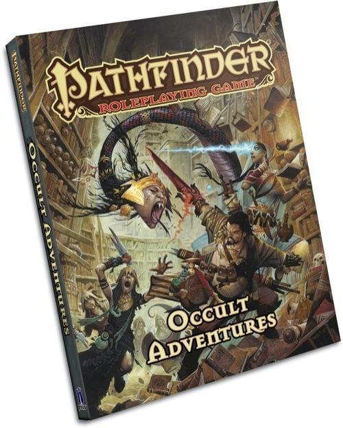 Pathfinder RPG: Occult Adventures - Paizo Publishing